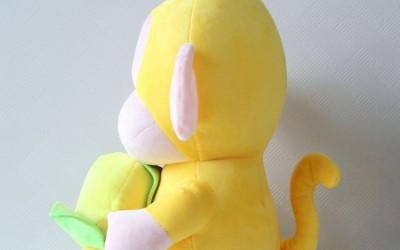 新品猴年吉祥物 猴子公仔毛绒玩具新年挂件创意生肖猴子公仔批发