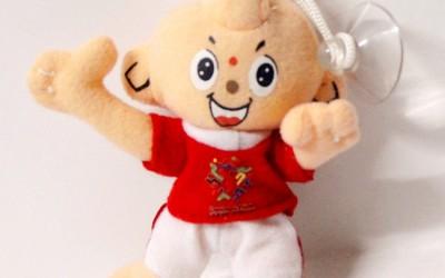 厂家定做毛绒玩具中国娃娃 定做动画书籍角色动漫毛绒公仔